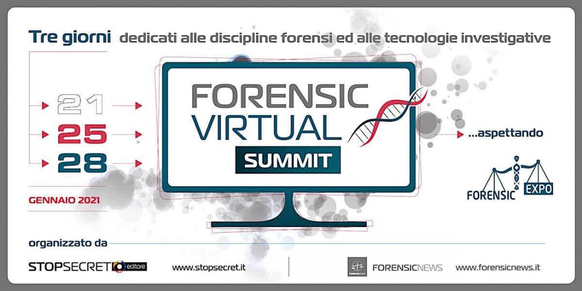 Forensic Virtual Summit